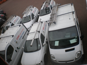 CAMS Fire & Security PLC - Vivaro Float Vans