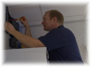 CAMS® Servicing a Door Entry System